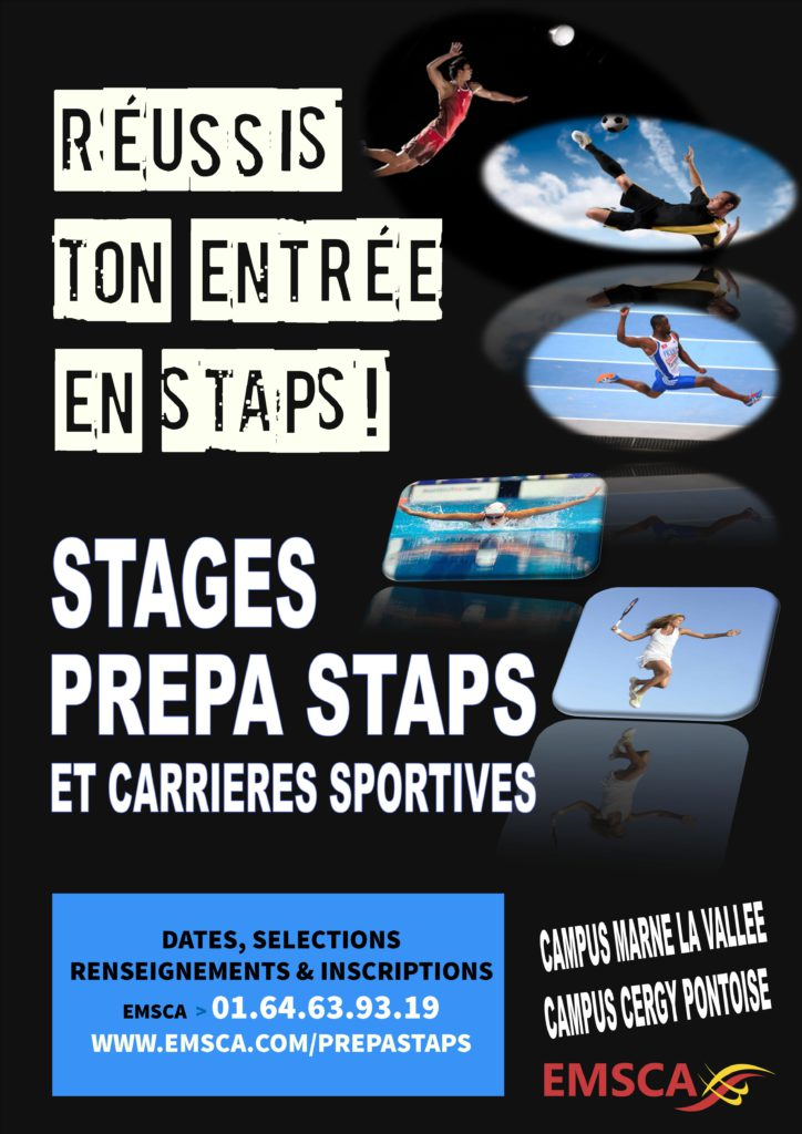 stages prepa staps 2018